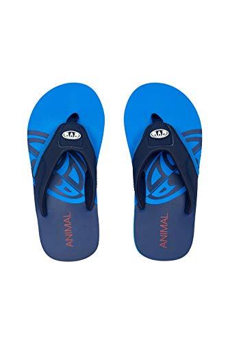 Animal Jekyl Slice Sandals 38 EU Indigo Blue