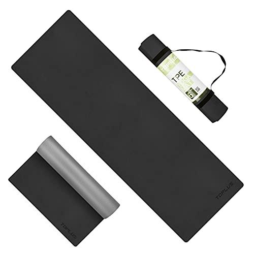 Yoga Mat, Upgraded Non-Slip Texture Pro Yoga Mat Eco...