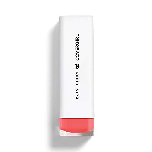 COVERGIRL Katy Kat Matte Lipstick Created by Katy Perry Coral Cat, .12 oz (packaging may vary)