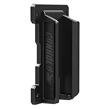 GUNHOLD Magnetic Handgun Mount/Holster - Concealed Tactical Firearm & Gun Magnetic Holder for Truck Wall Vehicle Cabinet Table