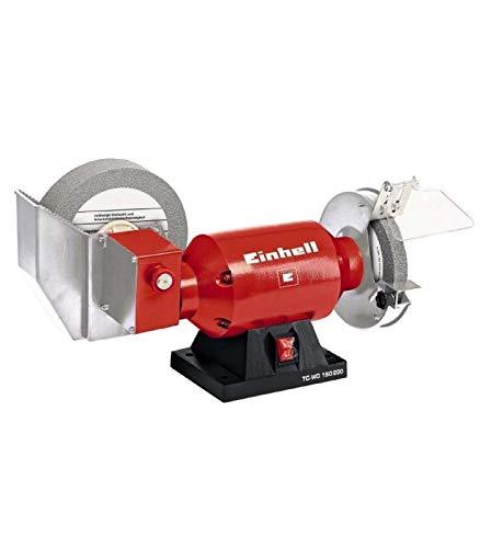 EinhellTrade Smerigliatrice da banco con Mola ad Acqua 150/200mm 250W Einhell - TC-WD 150/200