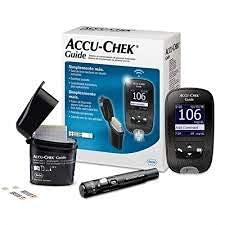 tiras reactivas accu chek fabricante Accu Chek Guide