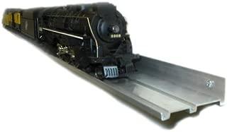 model railroad display shelves