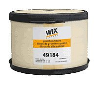WIX Filters - 49184 Heavy Duty Corrugated Style Air Filter, Pack of 1