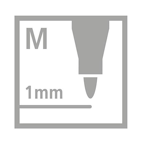 Fieltro de dibujo–Stabilo Pen 68Living Colors–Estuche de 8rotuladores punta media–Décor Multicolor
