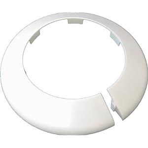 Talon PC110WH – Collar de tubería para PC, color blanco, 110 mm