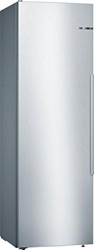 Bosch KSF36PI4P Serie 8 Freistehender Kühlschrank / A+++ / 186 cm / 84 kWh/Jahr / Inox-antifingerprint / 300 L / VitaFresh pro / FlexShelf
