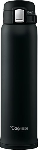 Zojirushi SM-SHE60BZ Stainless Steel Mug, 20 ounce, Black Matte