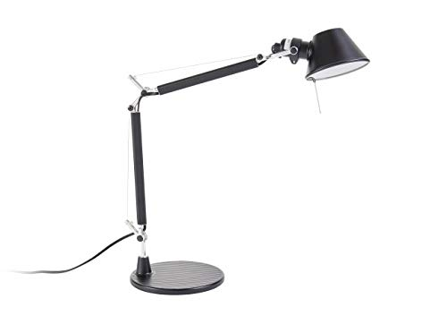 Artemide Tolomeo Micro E14 Nero lampada da tavolo