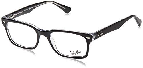Ray-Ban Damen 0rx 5286 2034 51 Brillengestell, Schwarz (Black)