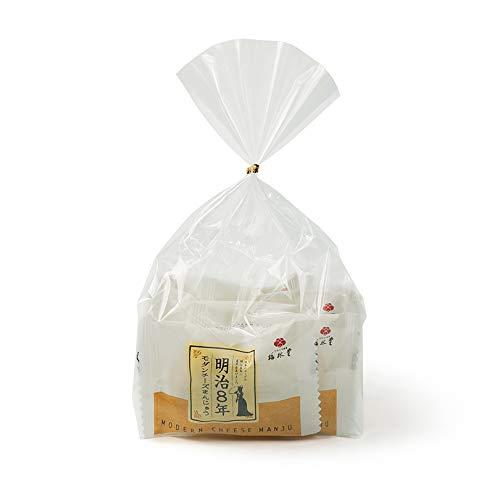 梅林堂 明治8年5個入《お菓子 和菓子 洋菓子 スイーツ チーズ 焼き菓子 おまんじゅう 埼玉 土産 プチギフト 個包装 ミルク風味 ドライフルーツ》