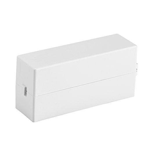 Ruiqas 30 Trous Nail Drill Bit Box Nail Art Drill Meulage Head Bit Display Storage Box Rack Manucure Tool