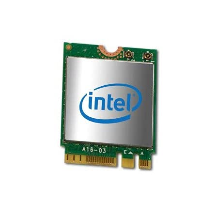 Intel Tarjeta WiFi 3168 1x1ac BT
