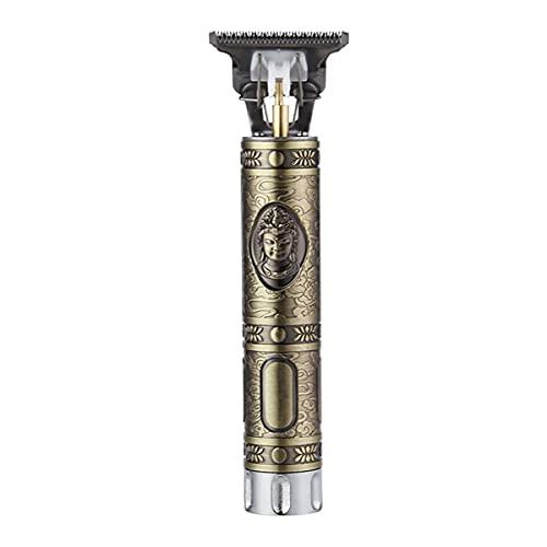 Máquina Acabamento Corte Cabelo Barba Profissional