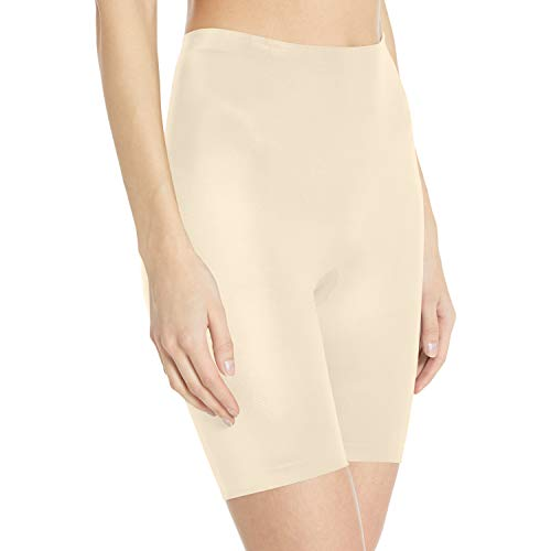 Flexees Maidenform Cover Your Bases - Pantalón Corto para Mujer, Transparente, XX_Large