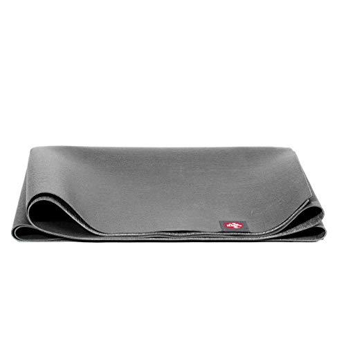 Manduka Esterilla de viaje unisex eKo Superlite para yoga y pilates, color carbón, 180 cm