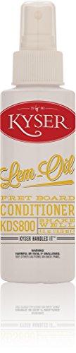 Kyser Lem-Oil Guitar Fretboard Spray