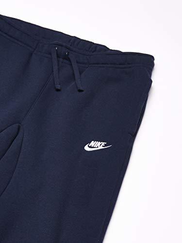 Nike M NSW Pant Oh FLC Club Trousers, Men, White, 2XL