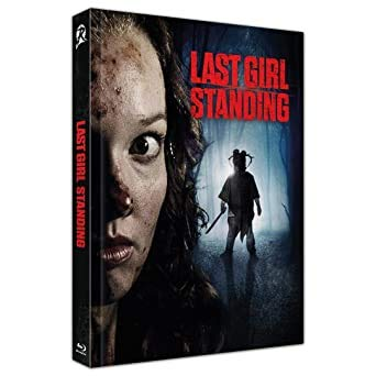 Last Girl Standing Cheap super special price Blu-Ray 100% quality warranty DVD Combo B Reg.A Im C