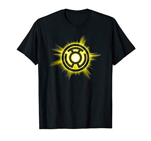 Green Lantern Yellow Glow T-Shirt