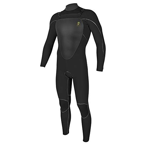 O'Neill 4.5/3.5 Mutant Legend Chest Zip Hooded Wetsuit