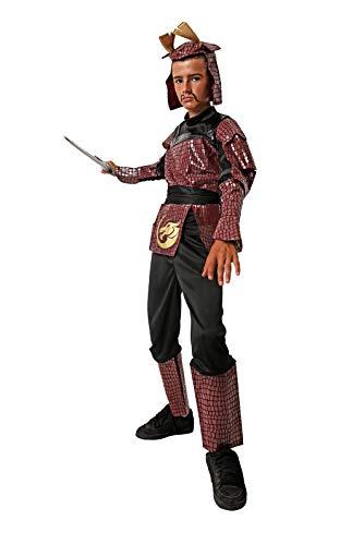 Costumizate! Disfraz de Samurai Talla 10-12 Especial para niños Fiestas de Disfraces o Carnaval