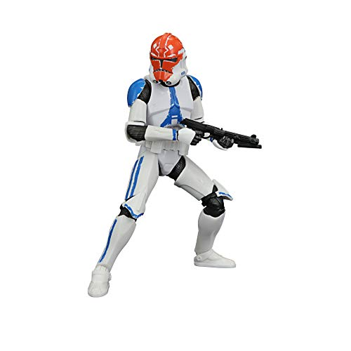 Star Wars The Black Series 332ND Ahsoka's Clone Trooper Toy 6-Inch-Scale Star Wars: The Clone Wars Collectible Action Figure, Ages 4 and Up