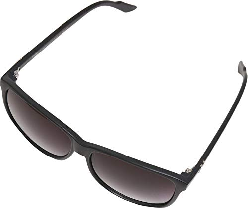 Urban Classics Unisex Sunglasses Chirwa UC Sonnenbrille, Black, one size