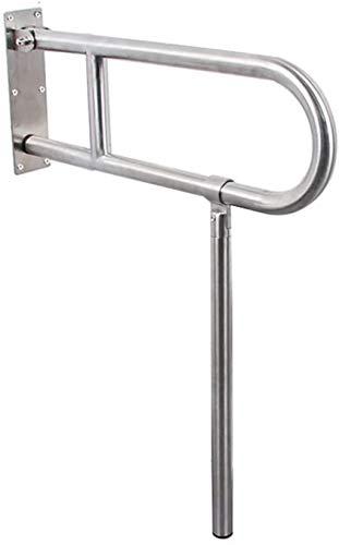 Handläufe des Badezimmers, Edelstahl ältere Badezimmer Safety Support Handläufe mit rutschfesten Griffen, WC ältere Wohnhilfsmittel, Hilfssicherheitsstütze Handtuchhalter