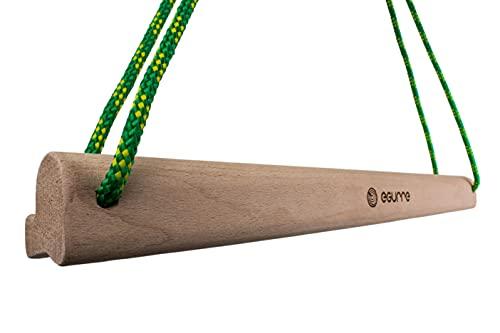 Erlea hangboard tragbare Board Training Holz Finger Stärke Aufhängungen
