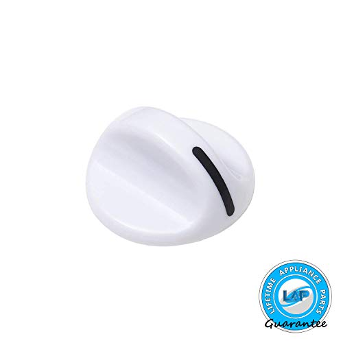 Lifetime Appliance 131965300 Timer Knob Compatible with Frigidaire Dryer
