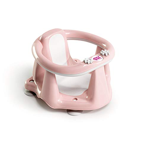 OKBABY Flipper - Asiento de Baño para Bebé, Color Rosa