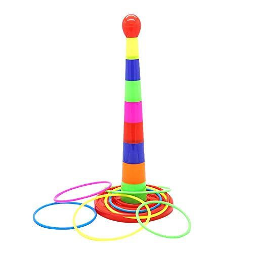 Youbeny Ring Toss Game Set Ring Toss Juegos Patio