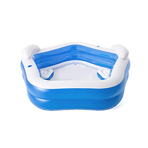 Bestway 54153 Family Pool Fun 213 x 206 x 69 cm, color