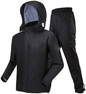 2c5b0579b7221d Amazon.fr : peche - Noir / Manteaux imperméables / Vêtements ...