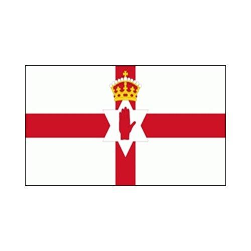 Fahnen-Flaggen Irlanda del Norte Bandera (L78)