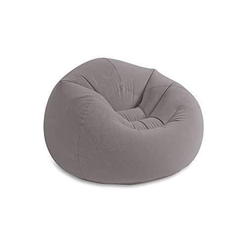 "Intex Beanless Bag-Inflatable-Chair, 42"" X 41"" X 27"""