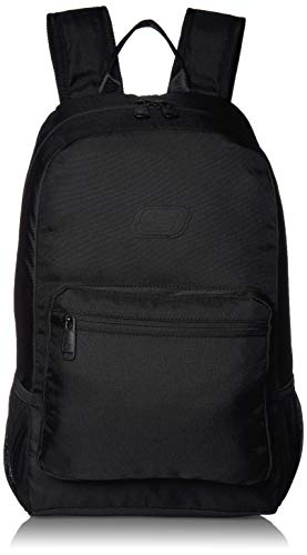 Skechers Herren Soho Backpack Rucksäcke, schwarz, Einheitsgröße