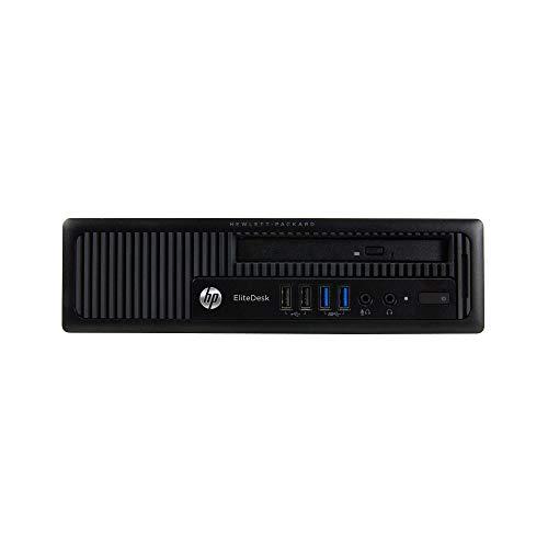 HP Elitedesk 800g1-usff, Intel Core i5–4590S 3.0GHz, 4GB RAM, 500GB Festplatte, DVD, Windows 10pro 64bit (zertifiziert aufgearbeitet)