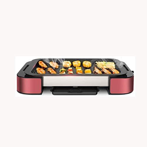 XXDTG Elektroherd Skillet Wok Elektro Hot Pot for Reis gebratene Nudeln Eintopf-Suppe Gedämpfter Fisch Gekochte