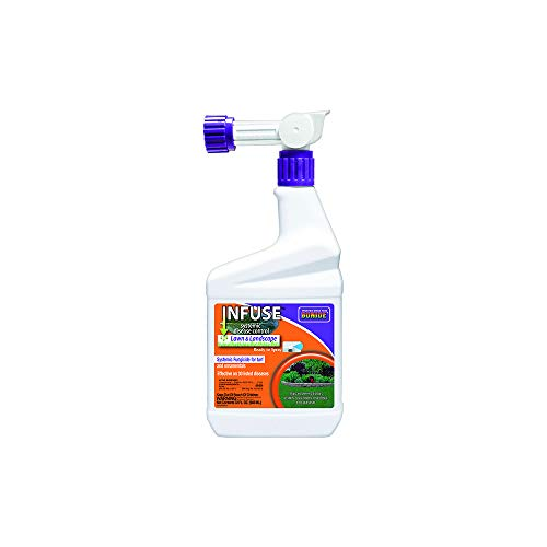 Bonide (BND150) - Infuse Lawn and Landscape Systemic Disease Control, Ready to Spray Fungicide (32 oz.)