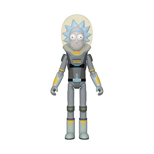Funko Action Figure: Rick & Morty - Space Suit Rick