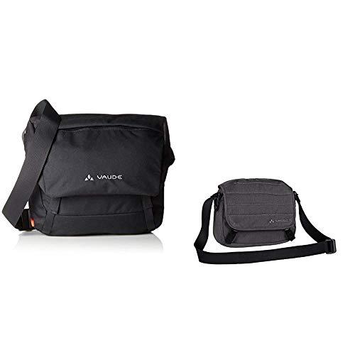 VAUDE Rom II S Taschen, black, one Size & Umhängetasche agaPET II, 6 Liter