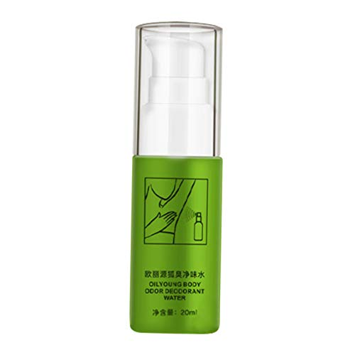 dailymall MABREM Cuerpo Olor Sudor Desodor Perfume Spray Elimina Olor a Axila para Hombre