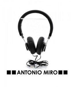 Auriculares para Regalo Antonio Miro en Caja de Regalo - Conexión Jack 3,5 mm