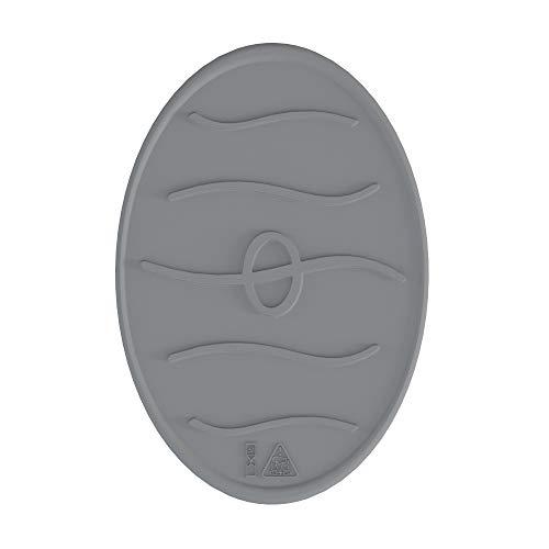 LaundrySpecialist® Suela DE Silicona para planchas – resiste temperaturas elevadas de hasta 240 Grados centígrados