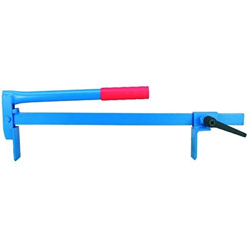 HaWe Plattenheber stufenlos verstellbar| Bereich 0-60cm | Backen 8x8cm | Gewicht 2,7kg