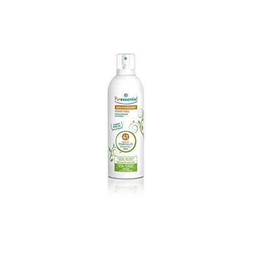 2 X Puressentiel Assainissant Spray Aérien aux 41 Huiles Essentielles 500 ml