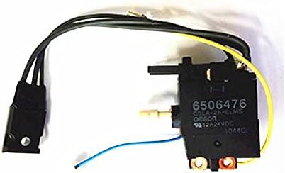 Replacement Regular store favorite Part for M.C Switch BJR181Z Makita DJR181RME BJR