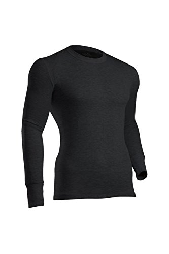 ColdPruf Men's Platinum II Activewear Long Sleeve Crew Top